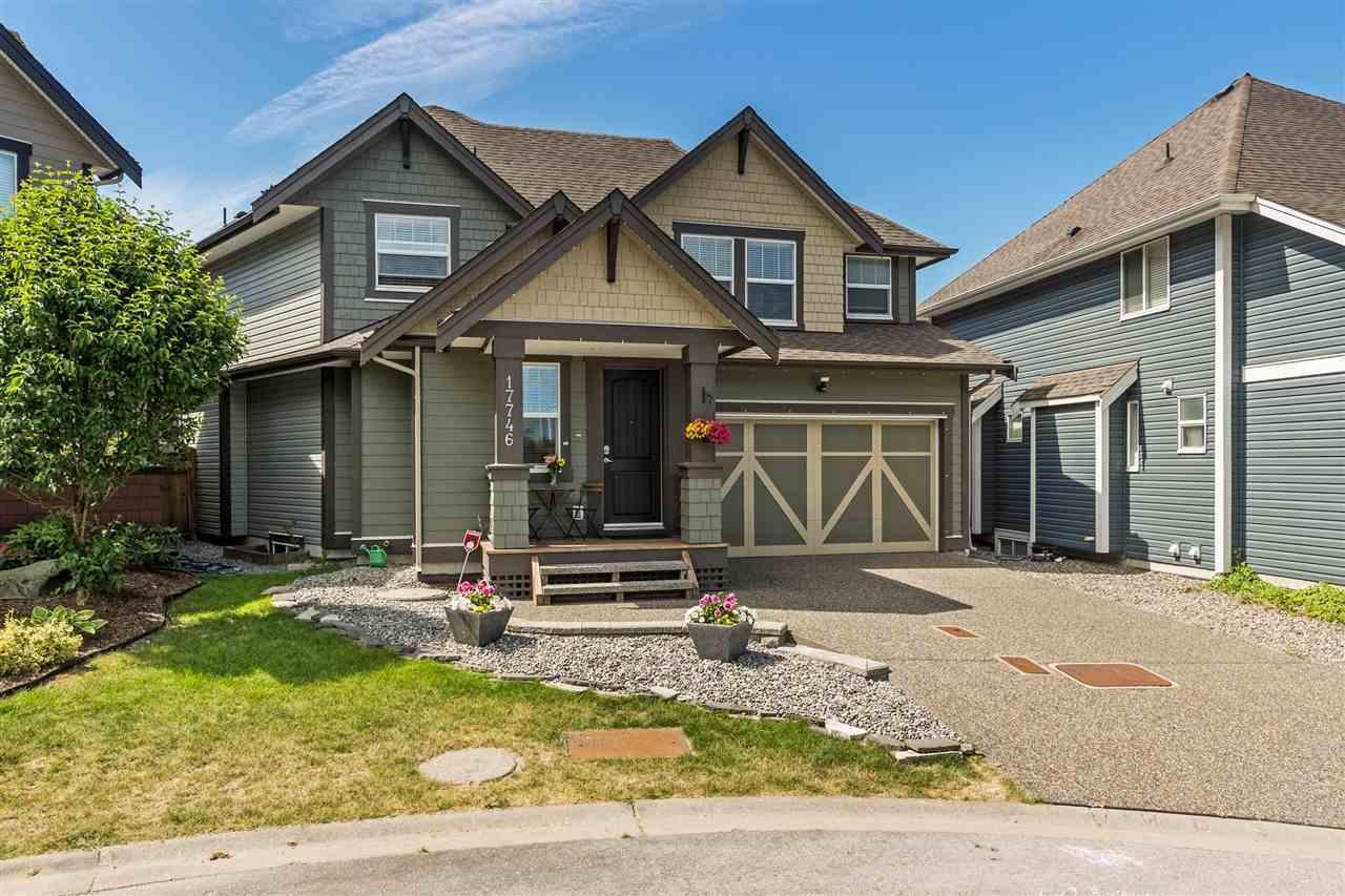 Detached at 17746 69 AVENUE, Cloverdale, British Columbia. Image 1