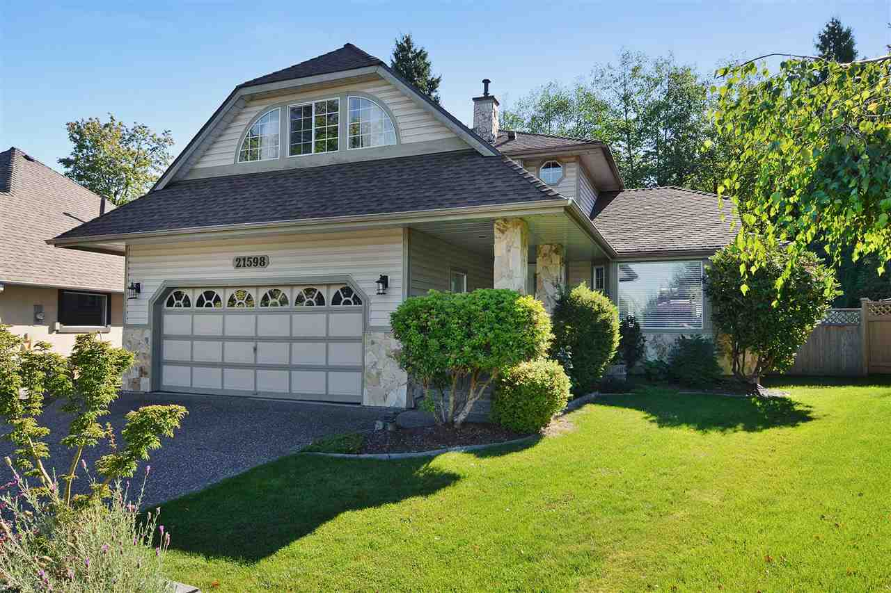 Detached at 21598 87 AVENUE, Langley, British Columbia. Image 1