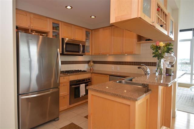 Condo Apartment at 2205 1483 HOMER STREET, Unit 2205, Vancouver West, British Columbia. Image 11