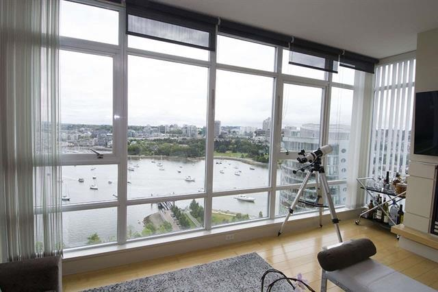 Condo Apartment at 2205 1483 HOMER STREET, Unit 2205, Vancouver West, British Columbia. Image 12