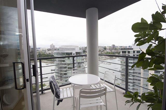 Condo Apartment at 2205 1483 HOMER STREET, Unit 2205, Vancouver West, British Columbia. Image 13