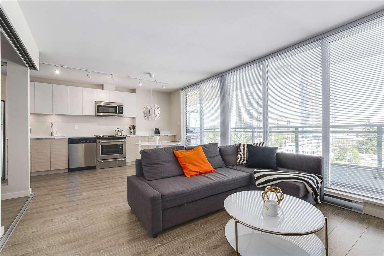Condo Apartment at 605 13303 103A AVENUE, Unit 605, North Surrey, British Columbia. Image 4