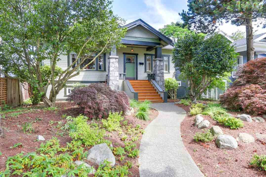 Detached at 2765 W 8TH AVENUE, Vancouver West, British Columbia. Image 1