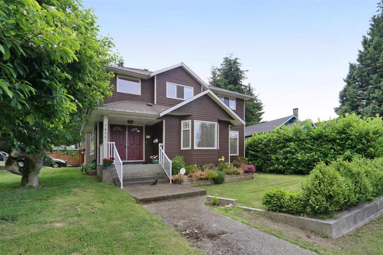 Detached at 1872 WESTVIEW DRIVE, North Vancouver, British Columbia. Image 1
