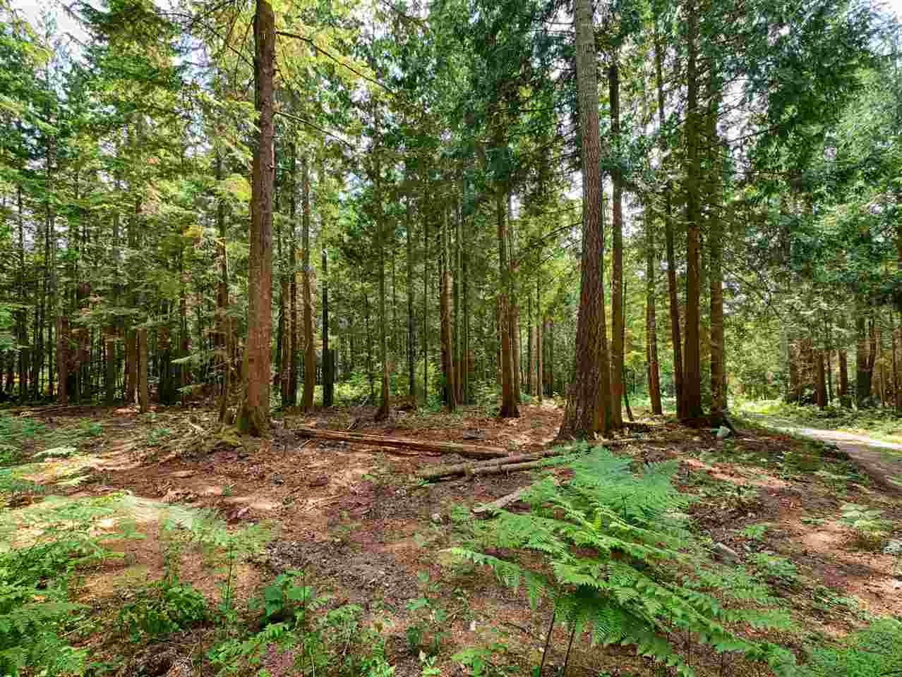 Vacant Land at Lot G GIBB ROAD, Sunshine Coast, British Columbia. Image 8