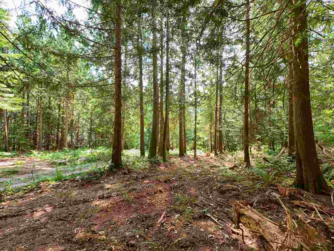 Vacant Land at Lot G GIBB ROAD, Sunshine Coast, British Columbia. Image 9