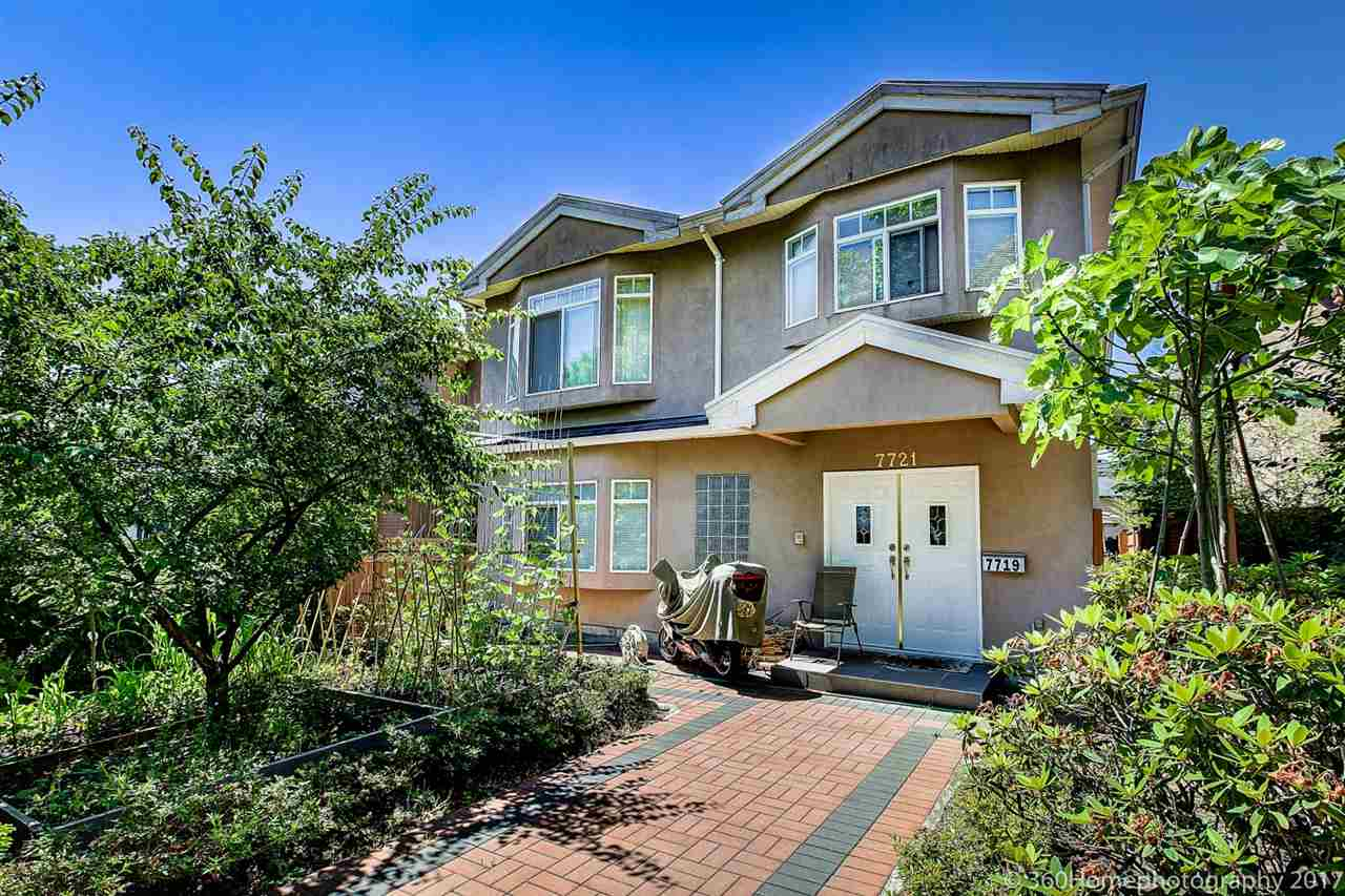 Detached at 7721 ONTARIO STREET, Vancouver West, British Columbia. Image 1