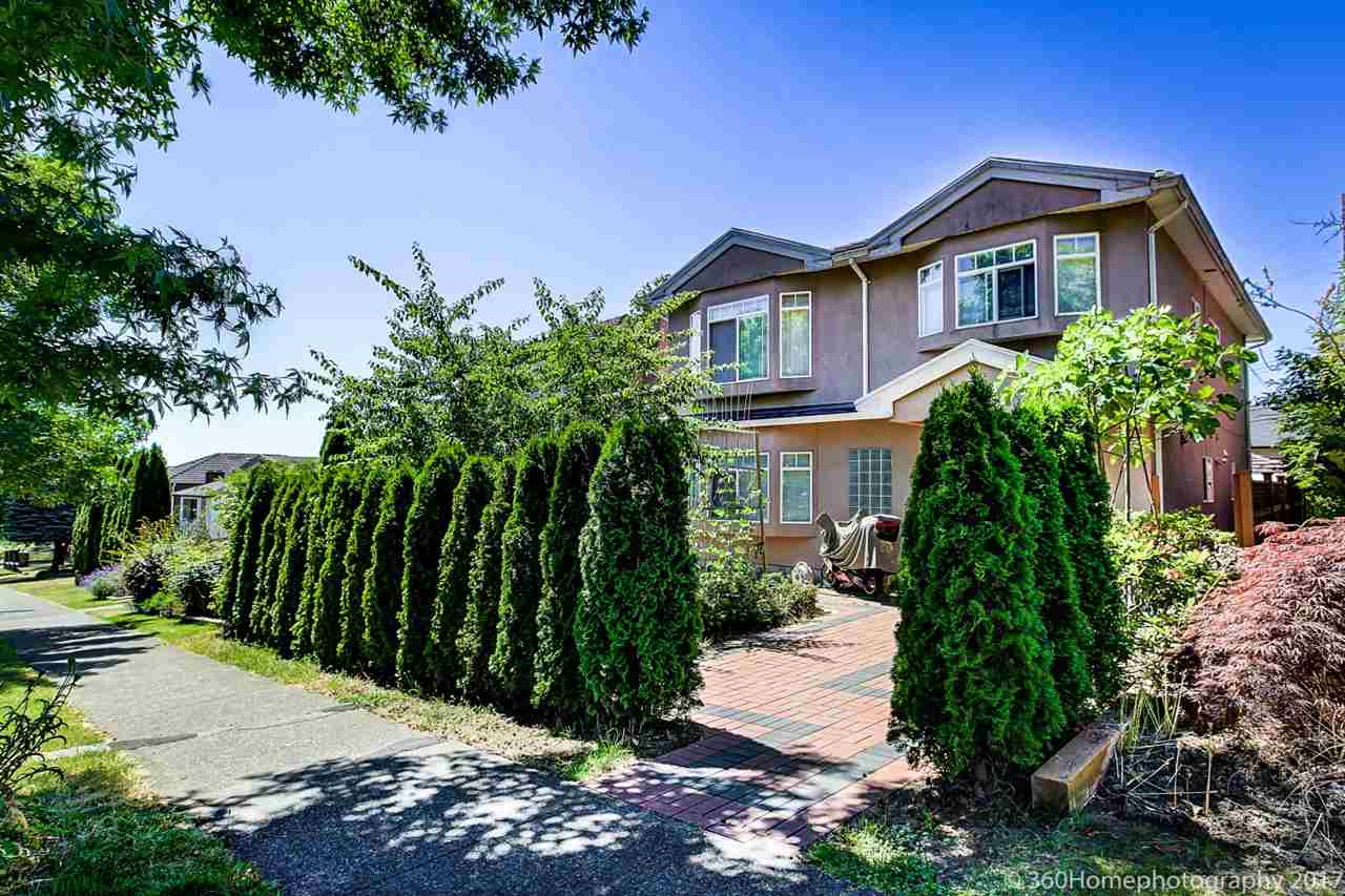 Detached at 7721 ONTARIO STREET, Vancouver West, British Columbia. Image 2