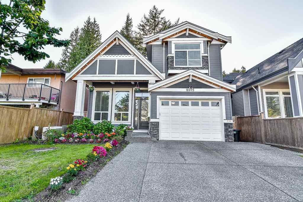 Detached at 8915 116 STREET, N. Delta, British Columbia. Image 1