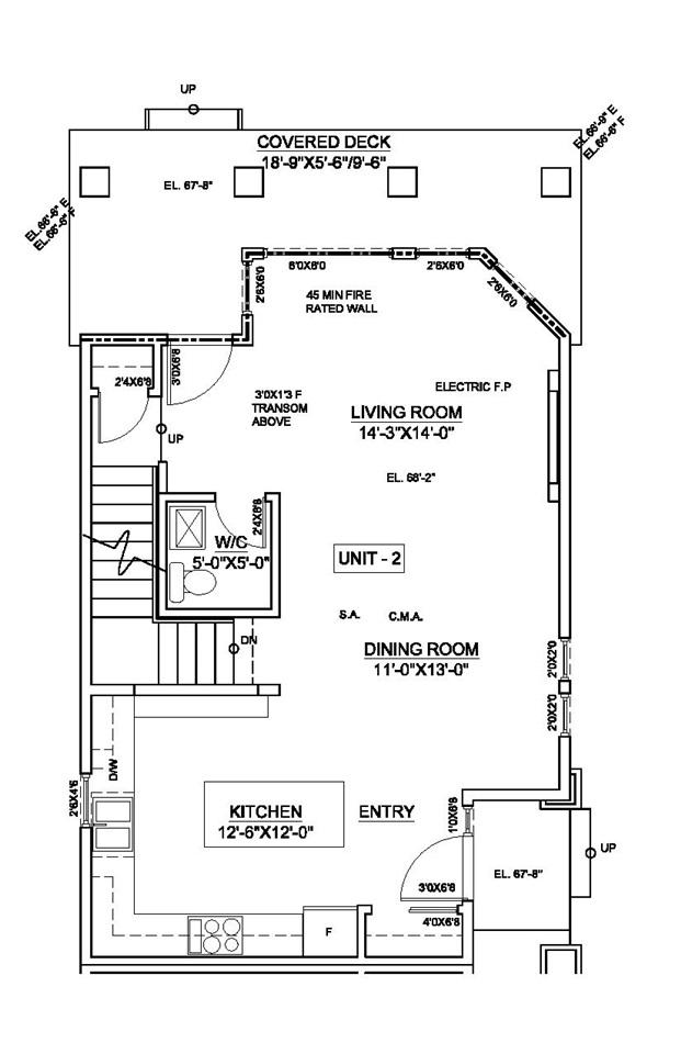 Half-duplex at 2 635 GAUTHIER AVENUE, Unit 2, Coquitlam, British Columbia. Image 4