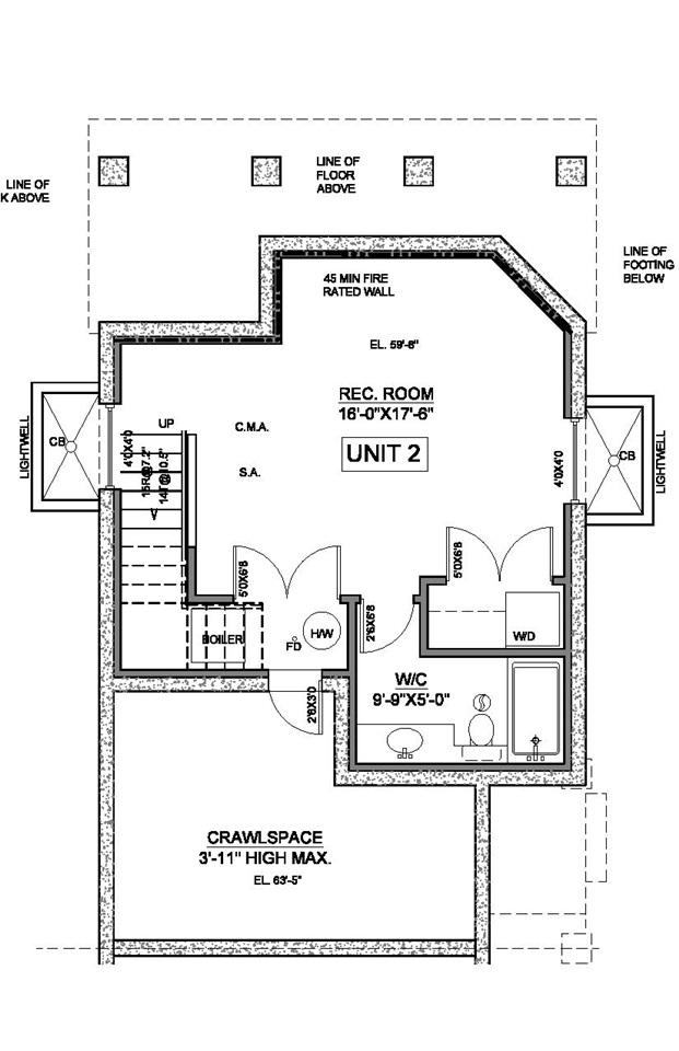 Half-duplex at 2 635 GAUTHIER AVENUE, Unit 2, Coquitlam, British Columbia. Image 6