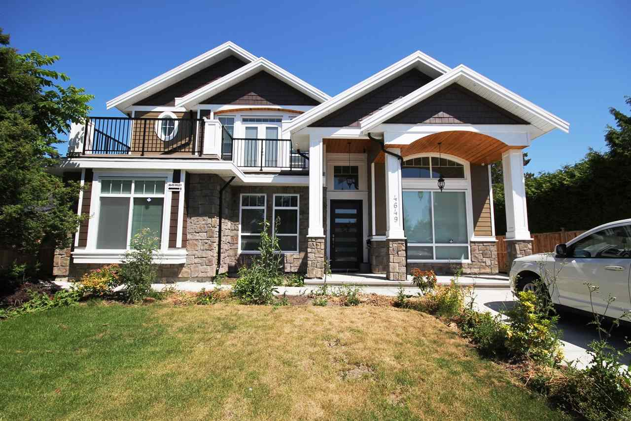 Detached at 4649 RILEY PLACE, Ladner, British Columbia. Image 1