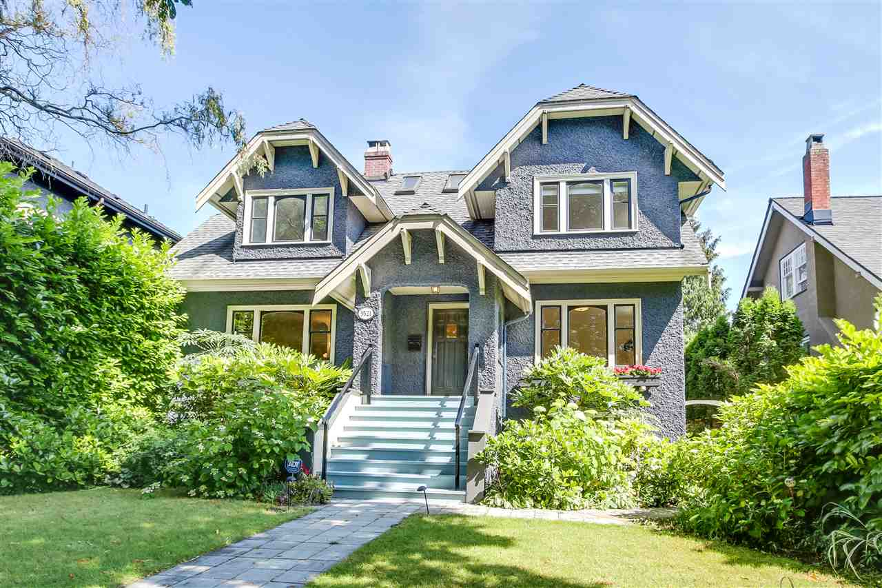 Detached at 3521 W 43RD AVENUE, Vancouver West, British Columbia. Image 1