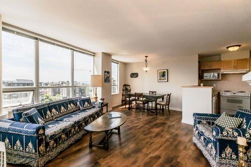 Condo Apartment at 1103 1570 W 7TH AVENUE, Unit 1103, Vancouver West, British Columbia. Image 2