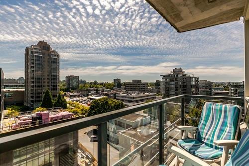 Condo Apartment at 1103 1570 W 7TH AVENUE, Unit 1103, Vancouver West, British Columbia. Image 7