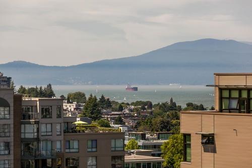 Condo Apartment at 1103 1570 W 7TH AVENUE, Unit 1103, Vancouver West, British Columbia. Image 8
