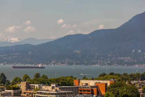 Condo Apartment at 1103 1570 W 7TH AVENUE, Unit 1103, Vancouver West, British Columbia. Image 9