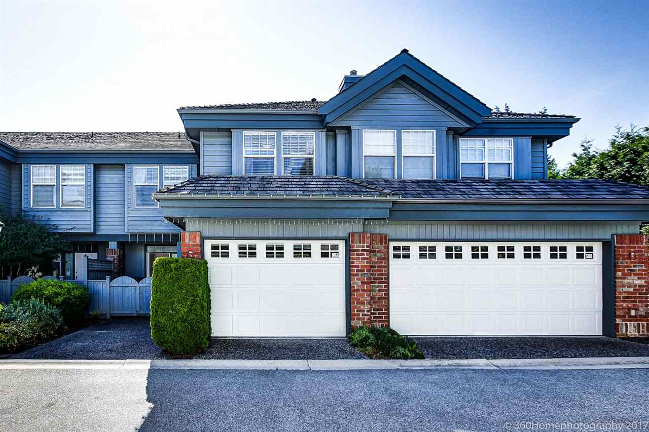 Townhouse at 6 8171 STEVESTON HIGHWAY, Unit 6, Richmond, British Columbia. Image 1