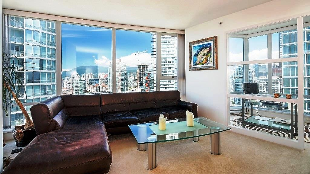 Condo Apartment at 3006 1438 RICHARDS STREET, Unit 3006, Vancouver West, British Columbia. Image 2