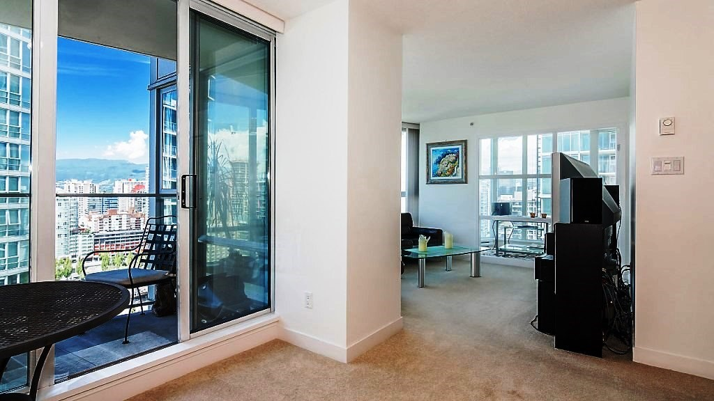Condo Apartment at 3006 1438 RICHARDS STREET, Unit 3006, Vancouver West, British Columbia. Image 7