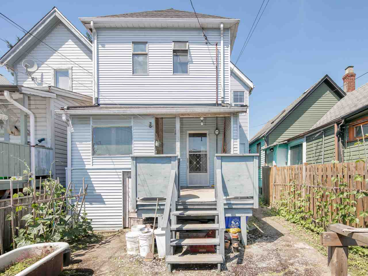 Detached at 860 KEEFER STREET, Vancouver East, British Columbia. Image 16