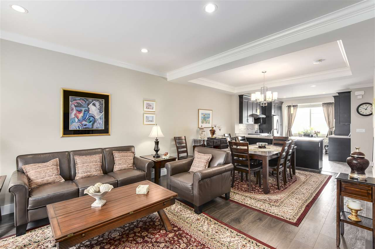 Townhouse at 11 9733 BLUNDELL ROAD, Unit 11, Richmond, British Columbia. Image 1