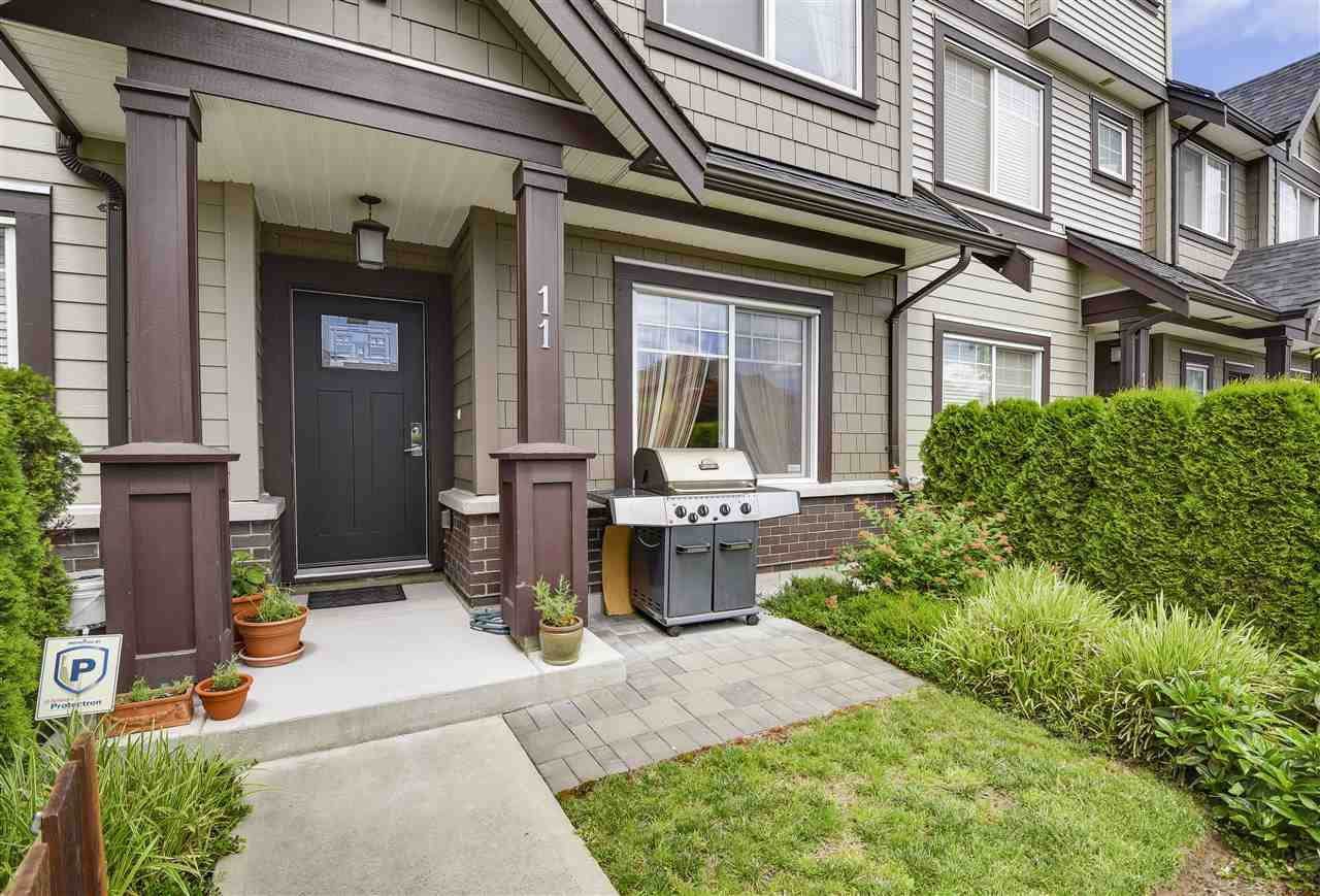 Townhouse at 11 9733 BLUNDELL ROAD, Unit 11, Richmond, British Columbia. Image 2