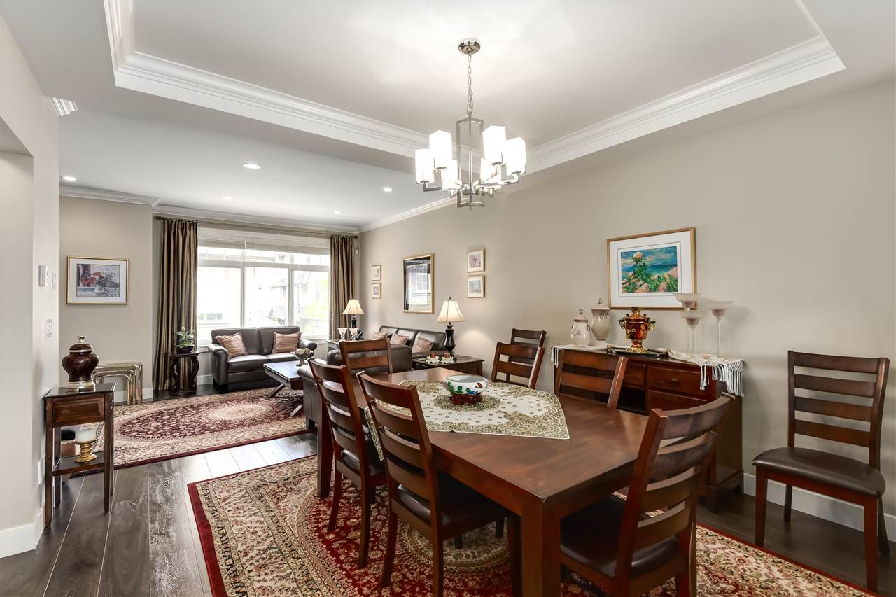 Townhouse at 11 9733 BLUNDELL ROAD, Unit 11, Richmond, British Columbia. Image 3
