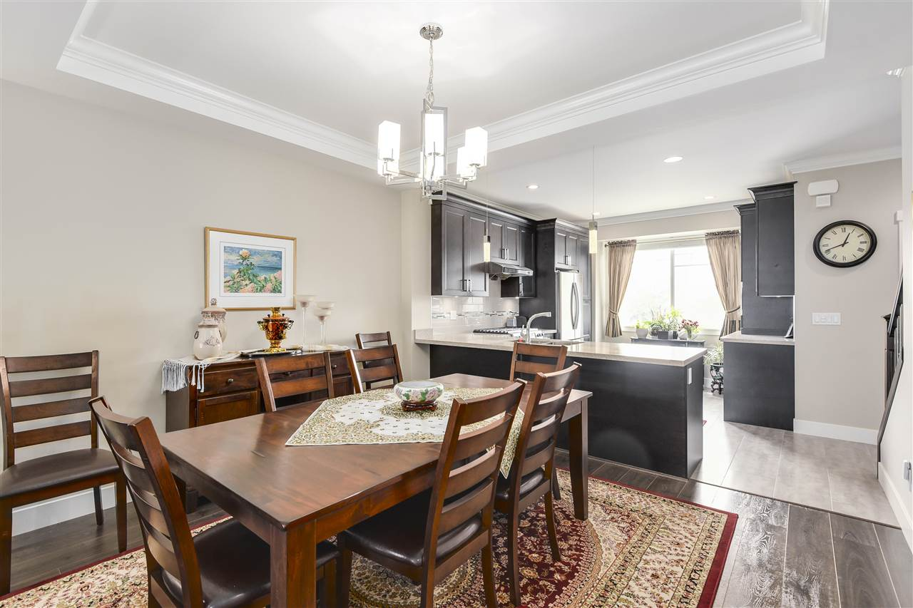 Townhouse at 11 9733 BLUNDELL ROAD, Unit 11, Richmond, British Columbia. Image 4