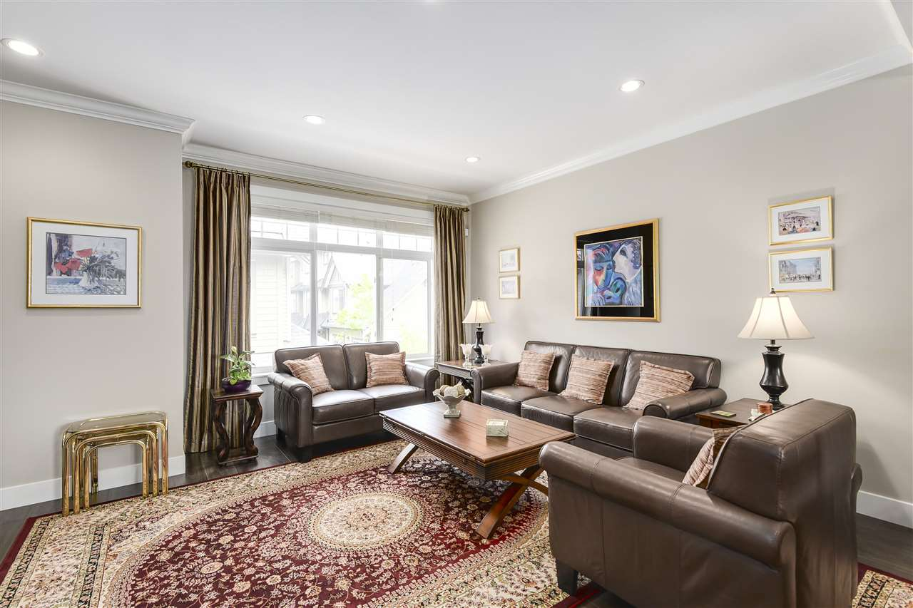 Townhouse at 11 9733 BLUNDELL ROAD, Unit 11, Richmond, British Columbia. Image 5