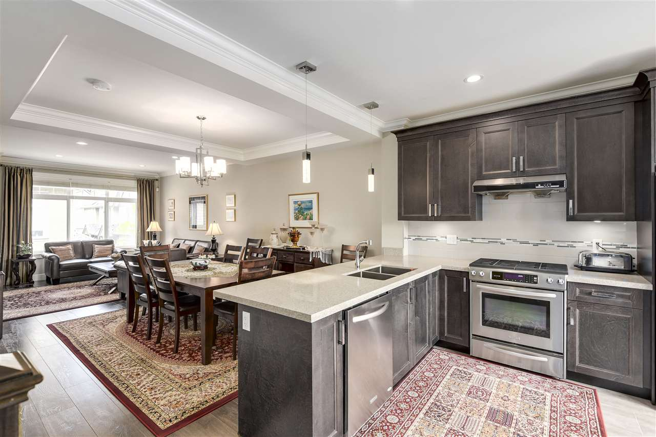 Townhouse at 11 9733 BLUNDELL ROAD, Unit 11, Richmond, British Columbia. Image 10