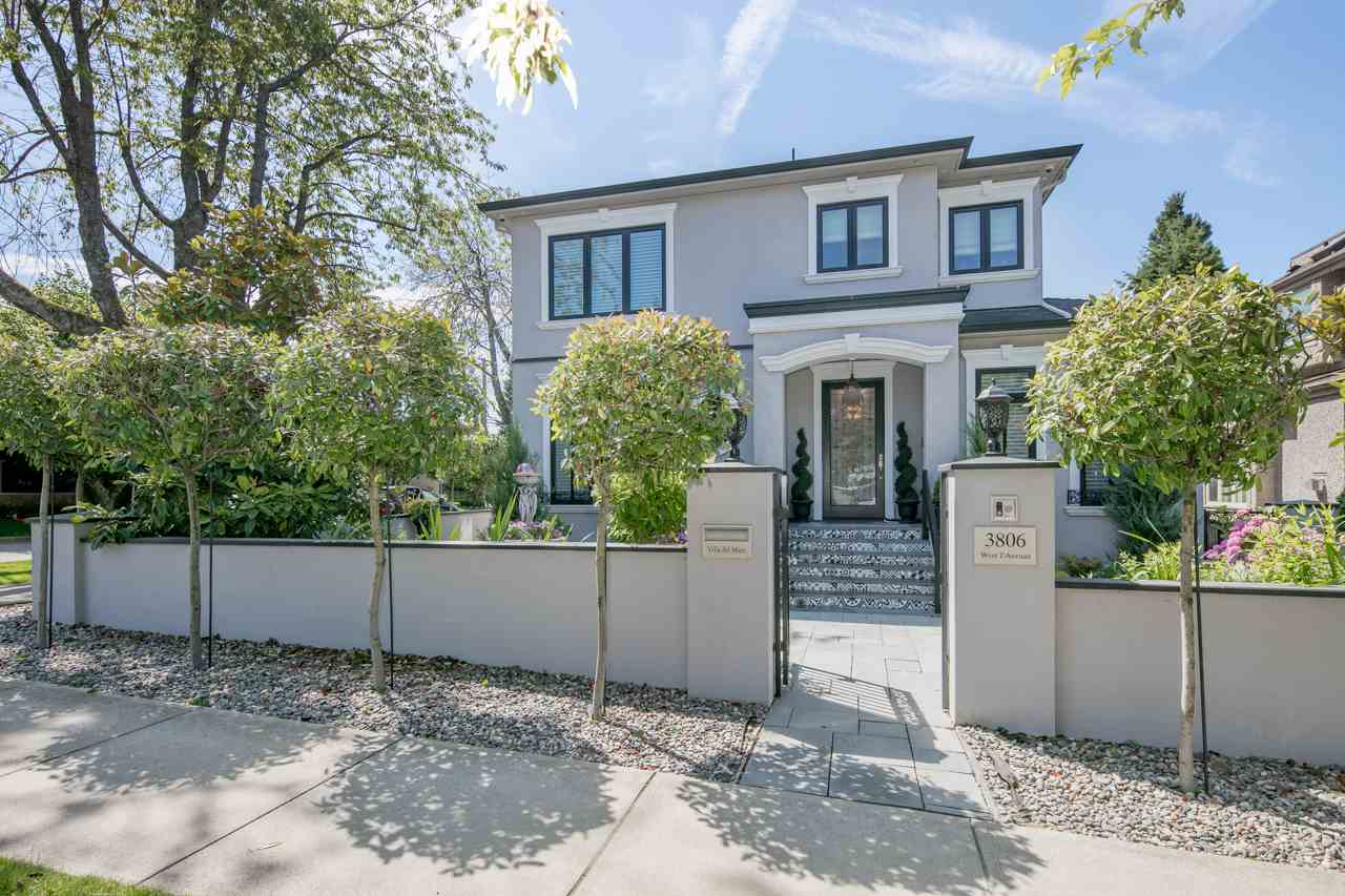 Detached at 3806 W 1ST AVENUE, Vancouver West, British Columbia. Image 1