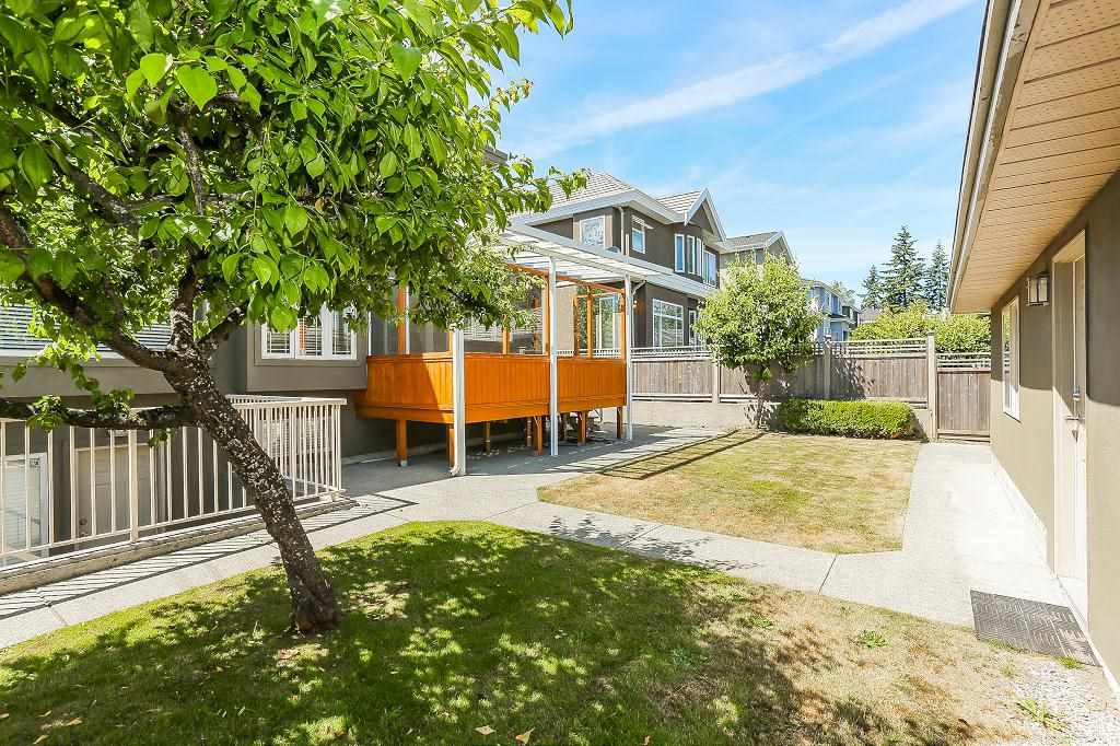 Detached at 5482 MACKIE STREET, Vancouver West, British Columbia. Image 20