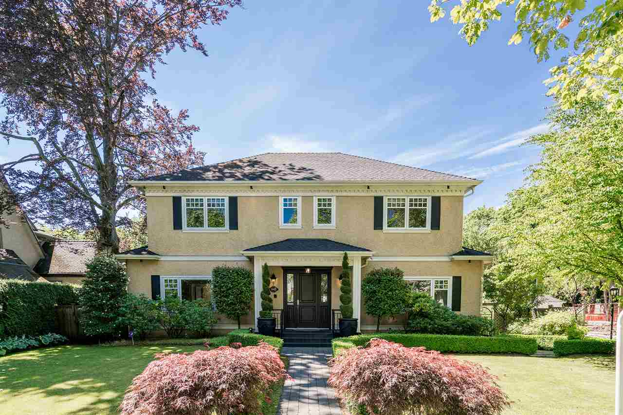 Detached at 5937 ADERA STREET, Vancouver West, British Columbia. Image 1