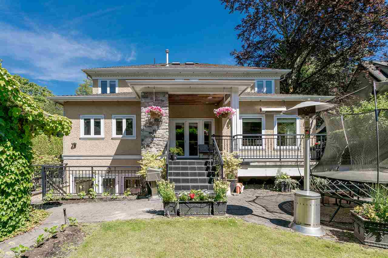 Detached at 5937 ADERA STREET, Vancouver West, British Columbia. Image 19