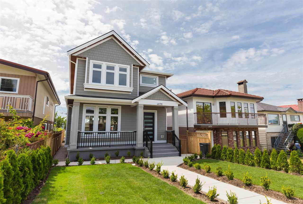Detached at 4676 UNION STREET, Burnaby North, British Columbia. Image 1