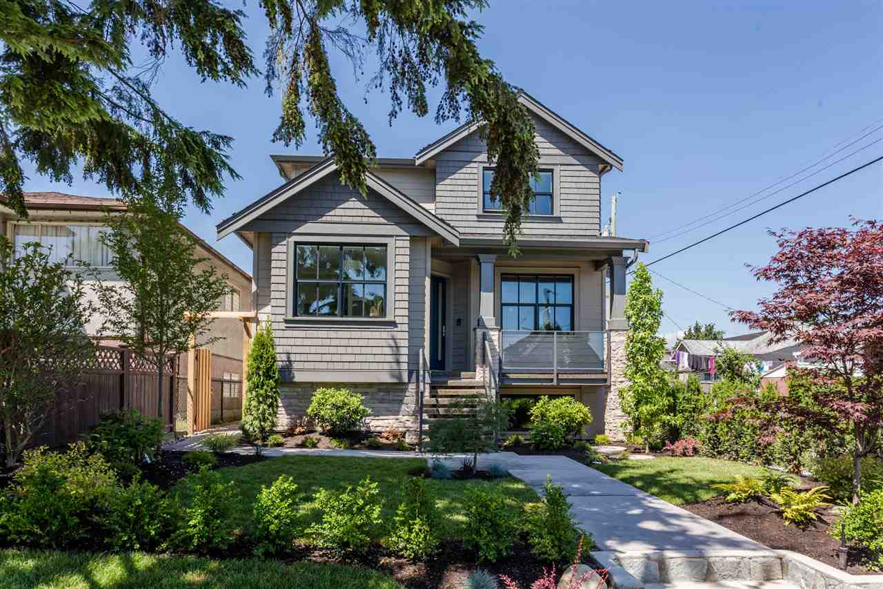 Detached at 3187 VENABLES STREET, Vancouver East, British Columbia. Image 1