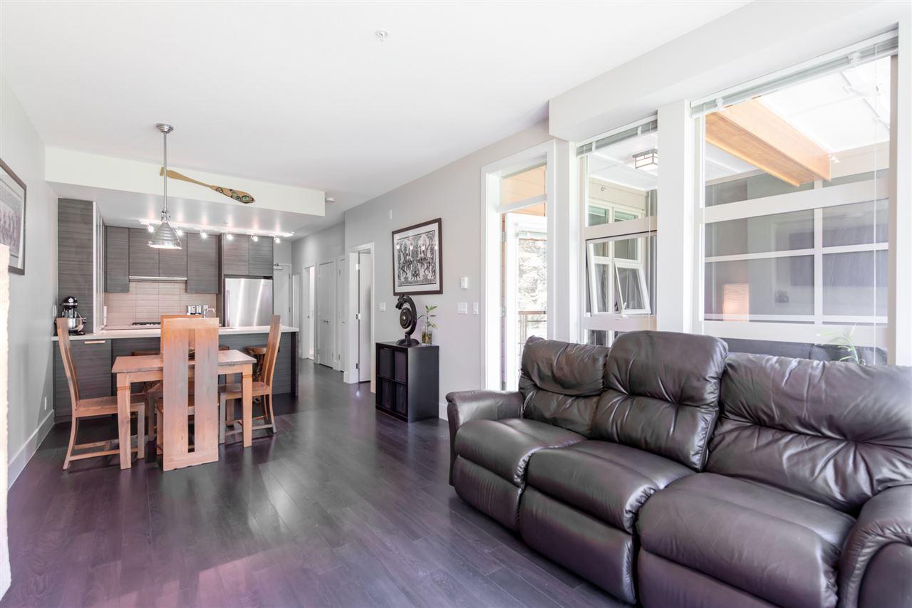 Condo Apartment at 414 3606 ALDERCREST DRIVE, Unit 414, North Vancouver, British Columbia. Image 3