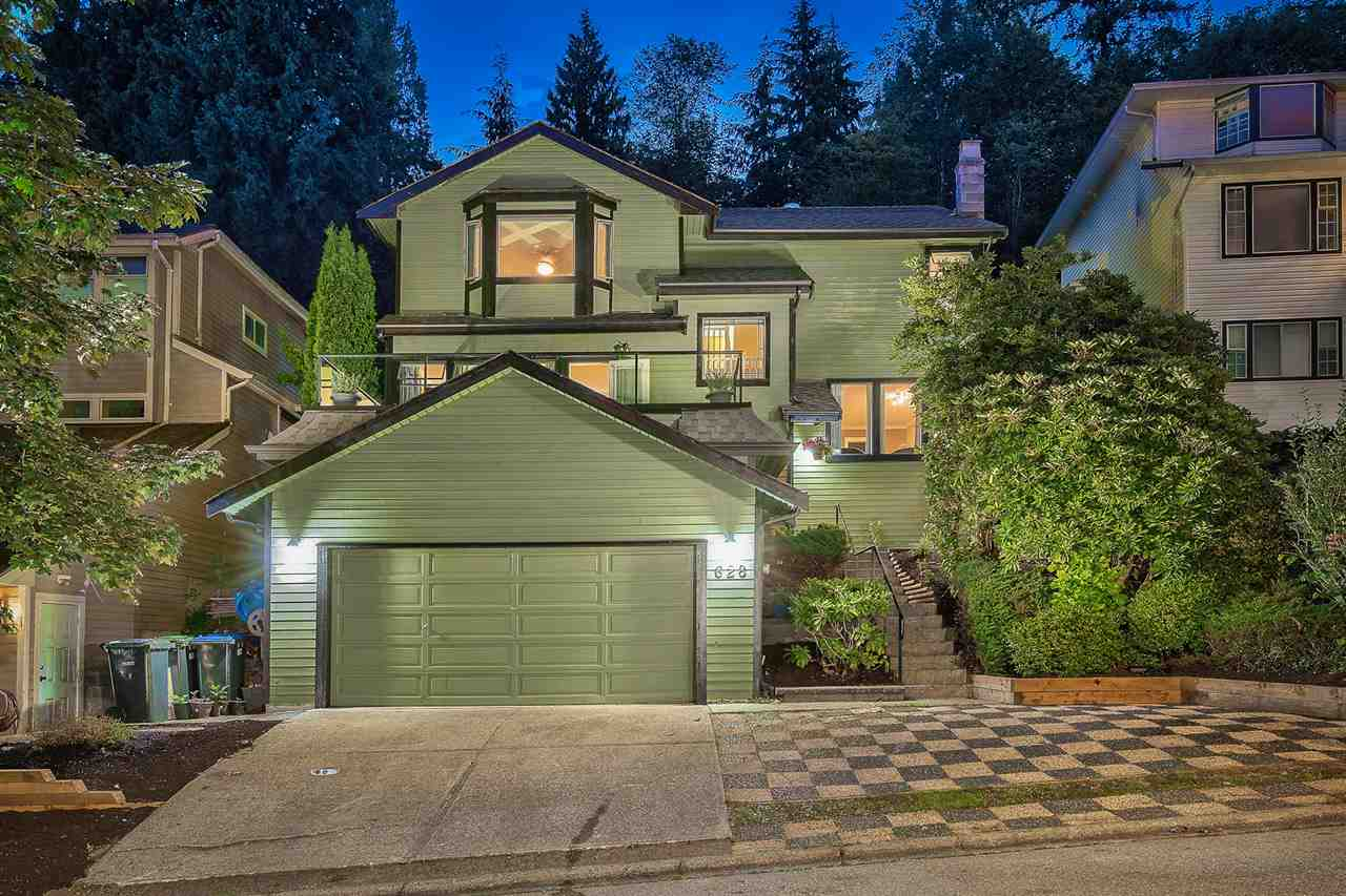 Detached at 628 THURSTON TERRACE, Port Moody, British Columbia. Image 1