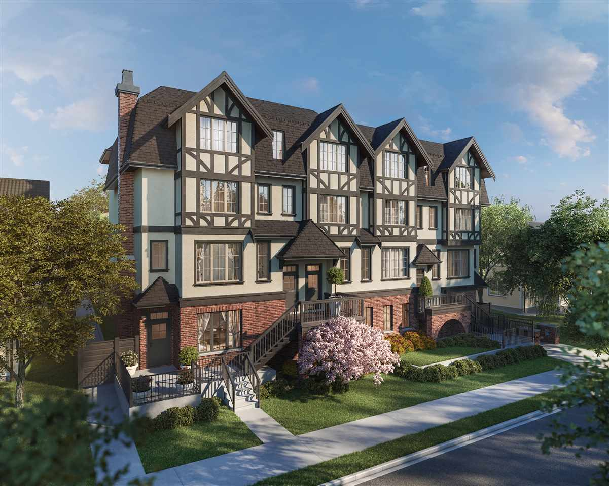 Townhouse at SL 12 459 W 63RD AVENUE, Unit SL 12, Vancouver West, British Columbia. Image 9