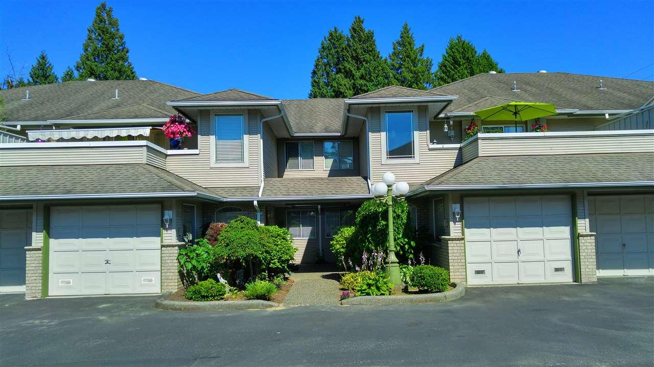 Townhouse at 27 21491 DEWDNEY TRUNK ROAD, Unit 27, Maple Ridge, British Columbia. Image 1