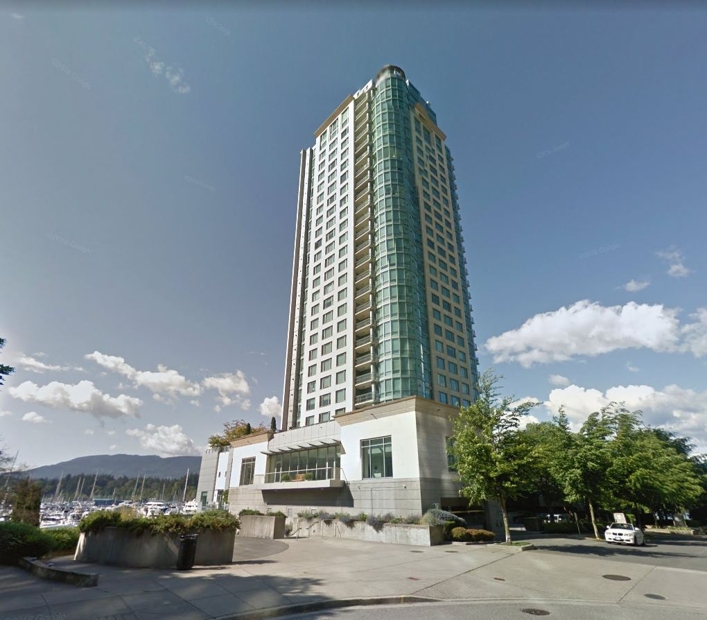 Condo Apartment at 1204 323 JERVIS STREET, Unit 1204, Vancouver West, British Columbia. Image 1