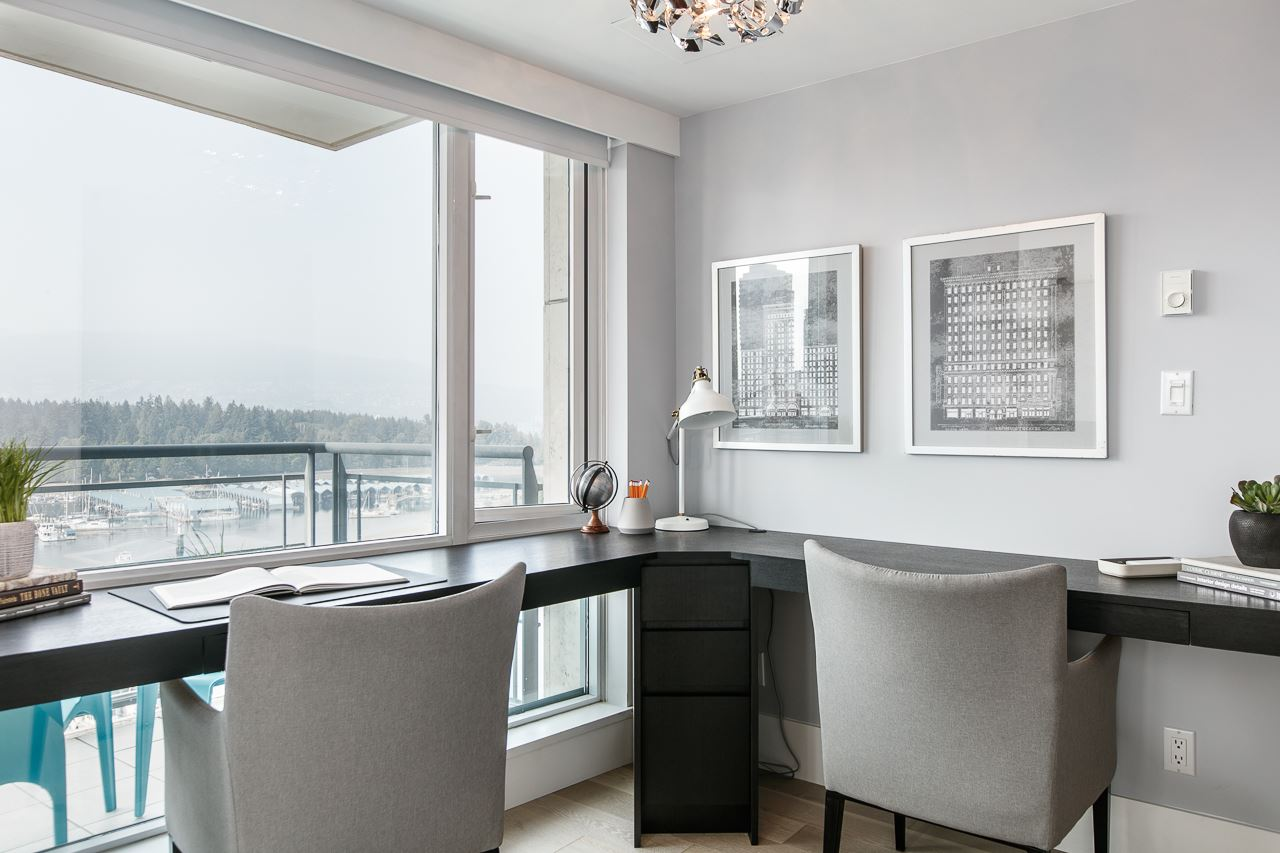 Condo Apartment at 1204 323 JERVIS STREET, Unit 1204, Vancouver West, British Columbia. Image 5