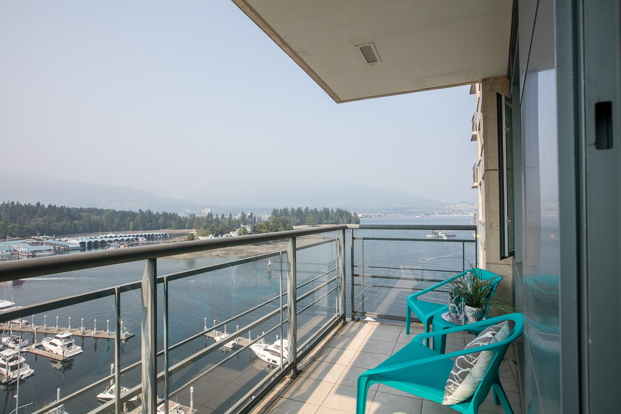 Condo Apartment at 1204 323 JERVIS STREET, Unit 1204, Vancouver West, British Columbia. Image 12