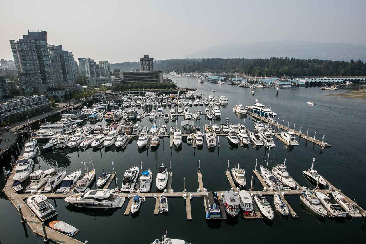 Condo Apartment at 1204 323 JERVIS STREET, Unit 1204, Vancouver West, British Columbia. Image 14