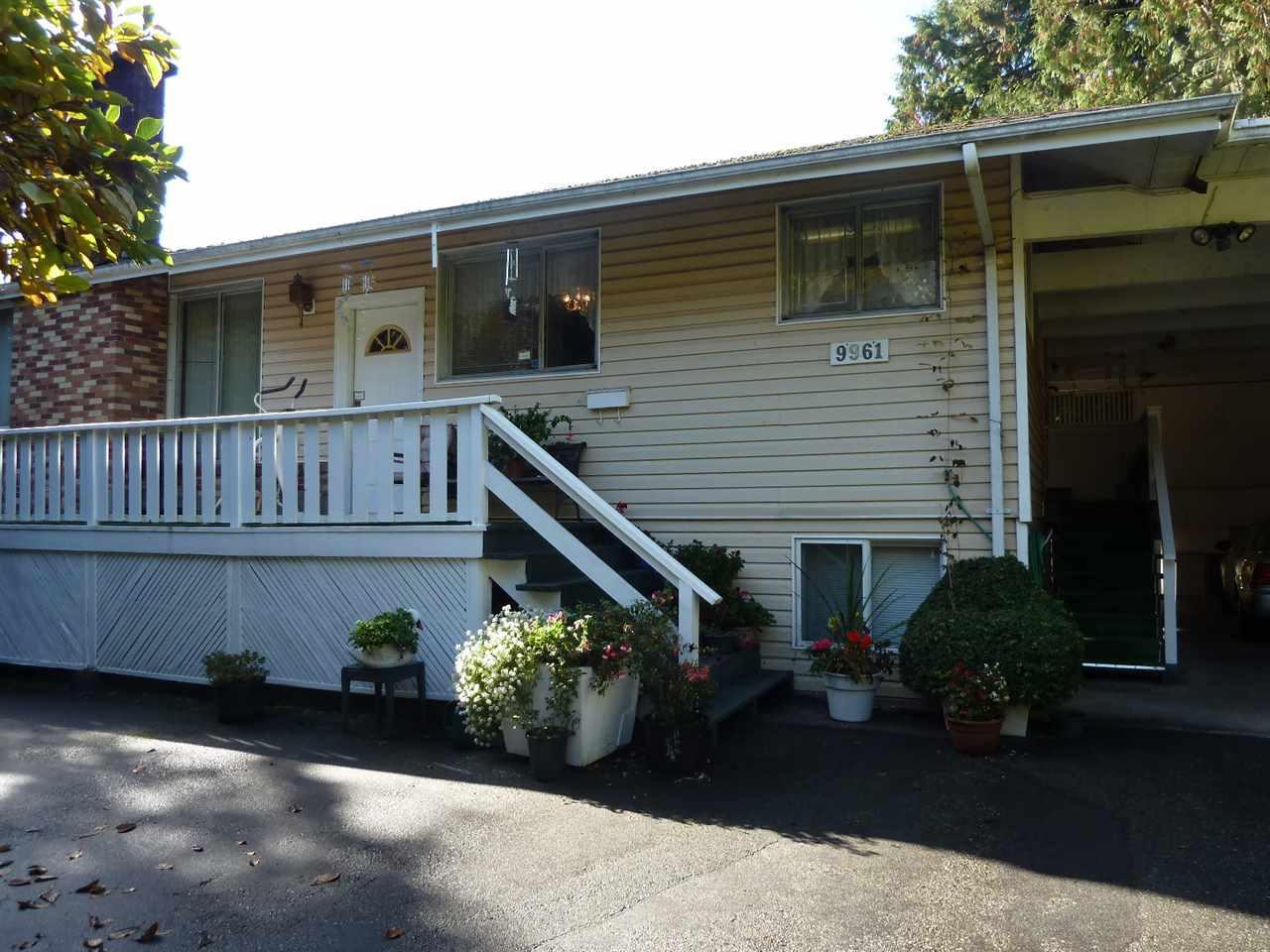 Detached at 9961 140 STREET, North Surrey, British Columbia. Image 1