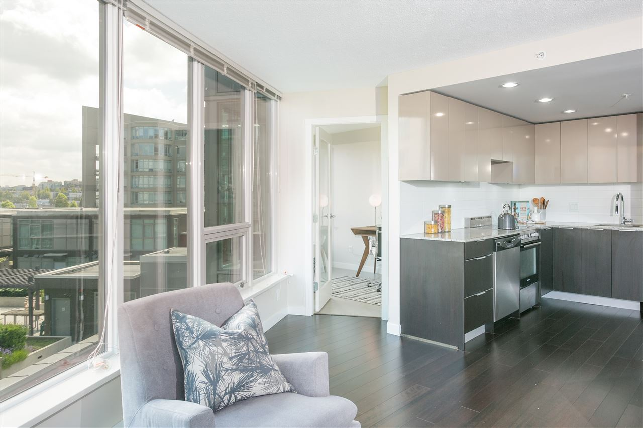 Condo Apartment at 604 445 W 2ND AVENUE, Unit 604, Vancouver West, British Columbia. Image 6