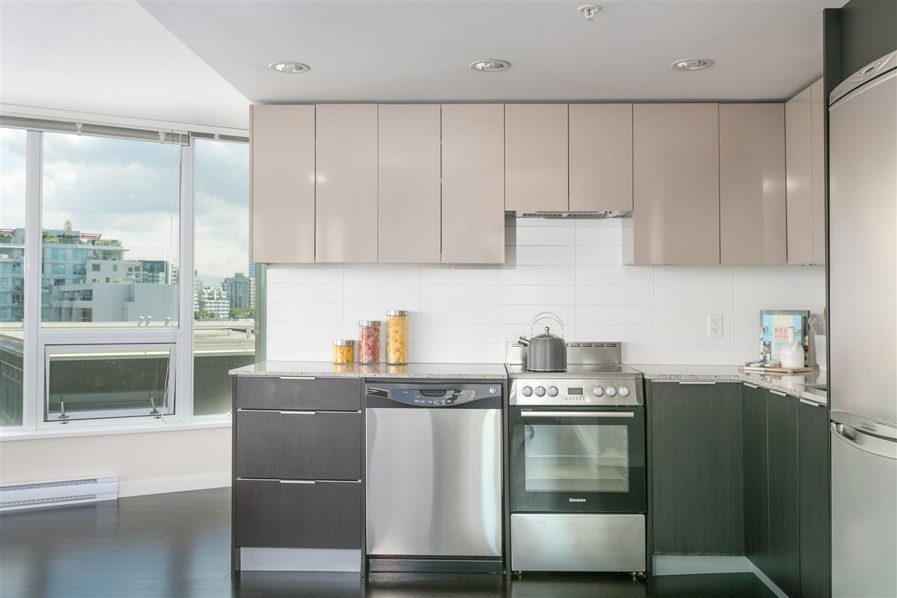 Condo Apartment at 604 445 W 2ND AVENUE, Unit 604, Vancouver West, British Columbia. Image 7