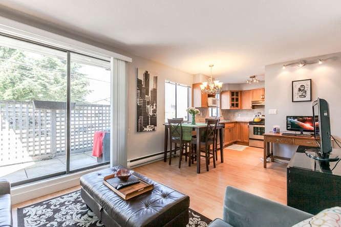 Condo Apartment at 110 1948 COQUITLAM AVENUE, Unit 110, Port Coquitlam, British Columbia. Image 1