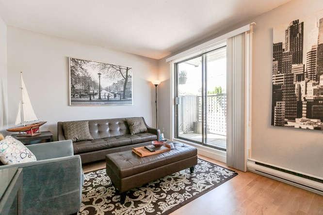 Condo Apartment at 110 1948 COQUITLAM AVENUE, Unit 110, Port Coquitlam, British Columbia. Image 2